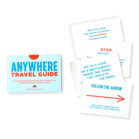Anywhere Travel Guide Cards - Chinaberry Books, Toys & Treasures