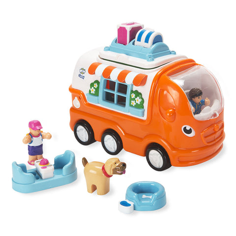 Camper Van Play Set - Chinaberry Books, Toys & Treasures - 1