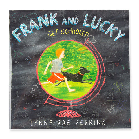 Frank & Lucky Get Schooled
