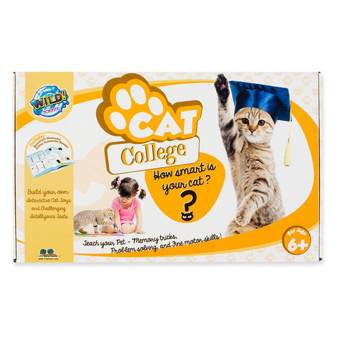 Cat College Science Kit