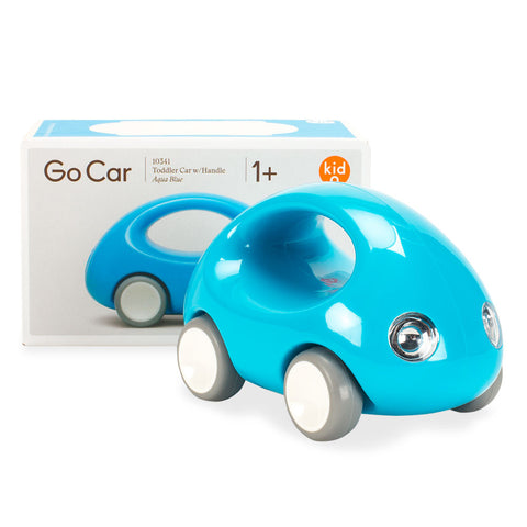 Beep Push Car Blue - Chinaberry Books, Toys & Treasures