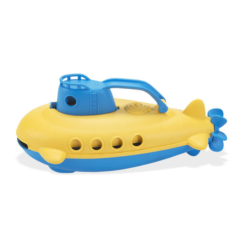 Yellow Submarine - Chinaberry Books, Toys & Treasures