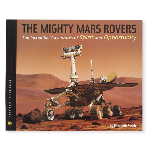 The Mighty Mars Rover Cover