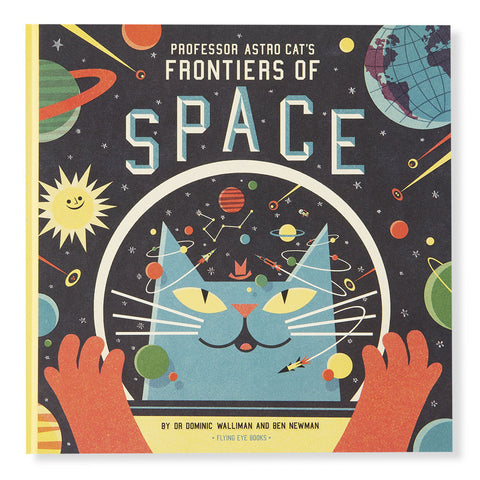 Professor Astro Cat's Frontiers of Space Cover