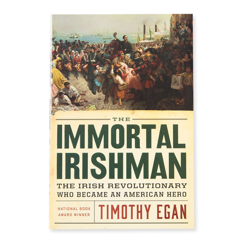 The Immortal Irishman Cover