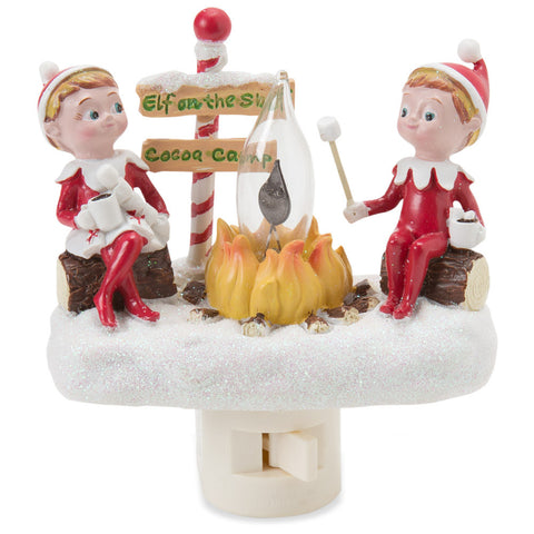 Elf Nightlight - Chinaberry