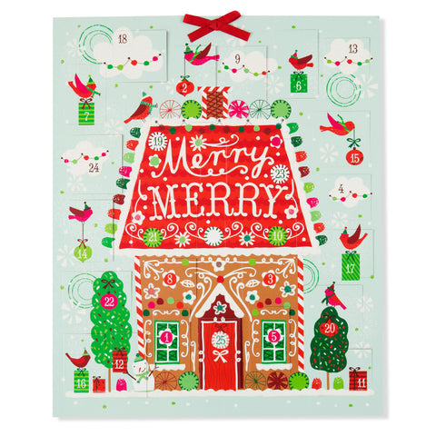 Sweet Activity Advent Calendar - Chinaberry