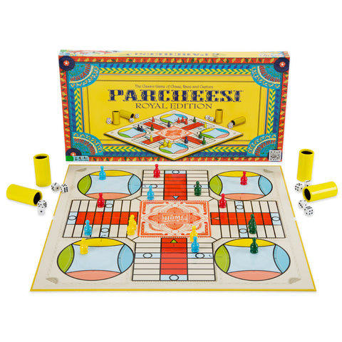 Classic Parcheesi - Chinaberry