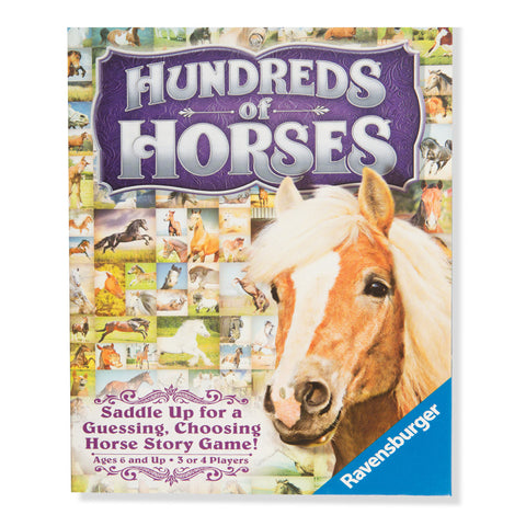 Hundreds of Horses - Chinaberry
