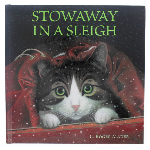 Stowaway in a Sleigh- Front- Chinaberry