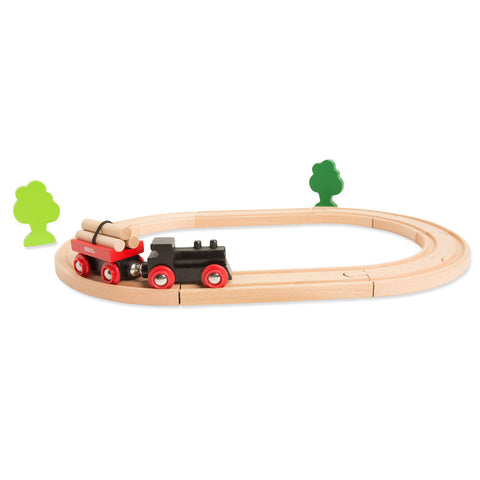 Little Forest Train Set - Chinaberry