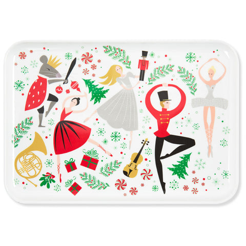 Nutcracker Tray - Chinaberry
