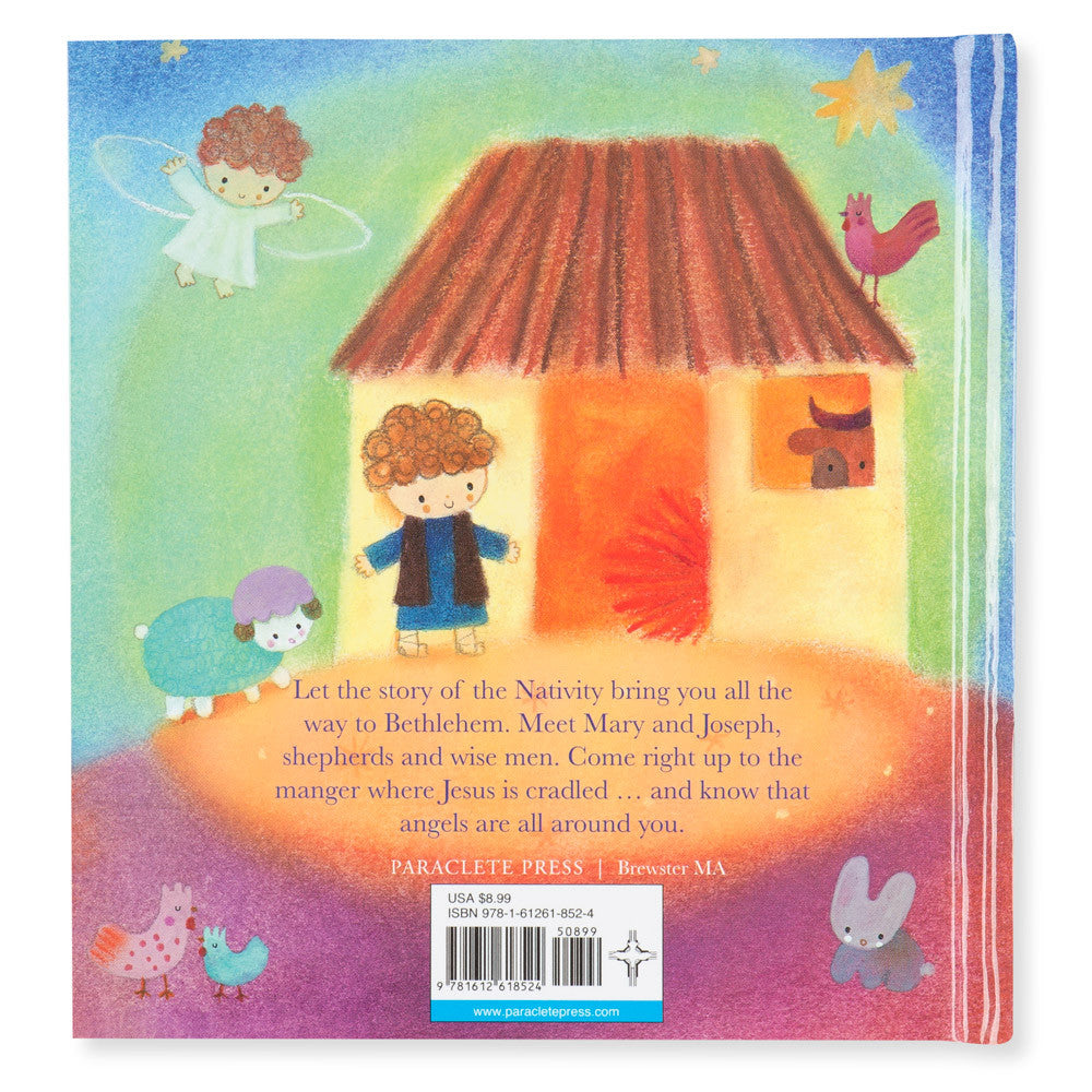 Little Angel's Christmas Story in Holiday Books – Chinaberry ...