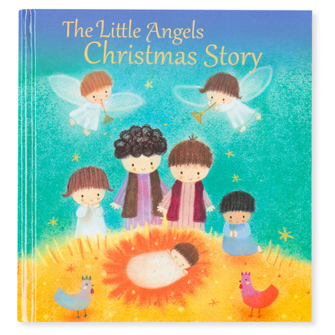 The Little Angel's Christmas Story - Front - Chinaberry