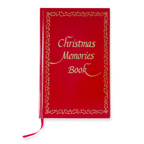 Christmas Memory Book - Front - Chinaberry