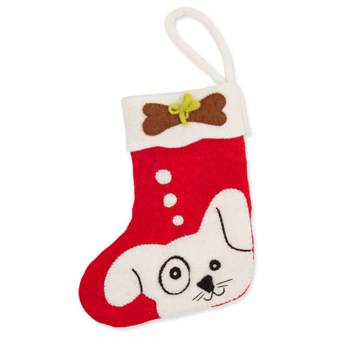 Dog's Dream Stocking - Chinaberry