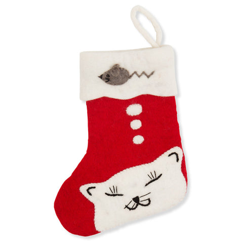 Kitty's Dream Stocking - Chinaberry