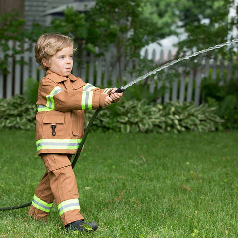 Kids Firefighter Suit