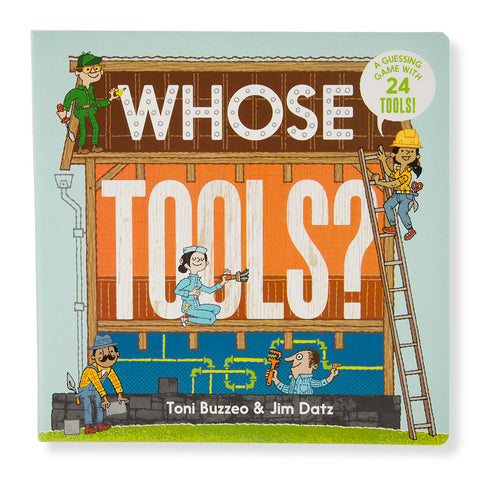 Whose Tools? Cover
