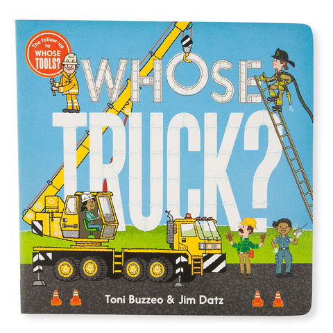 Whose Truck? Cover