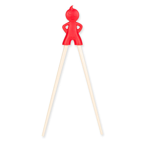 Chopstick Kids - Red
