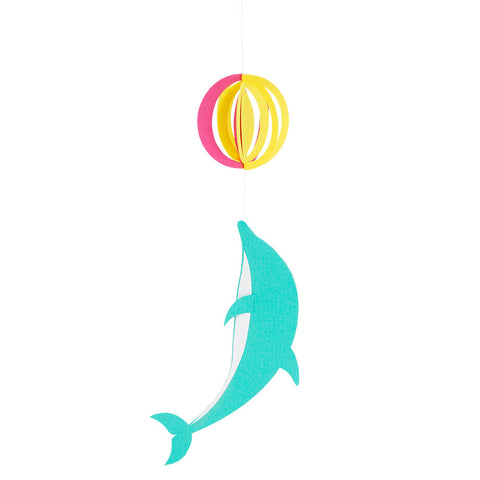 Dolphin Paper Mobile