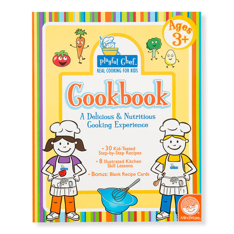 Real Cooking for Kids Cookbook