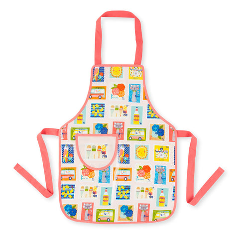 Child's Apron- Ice Cream