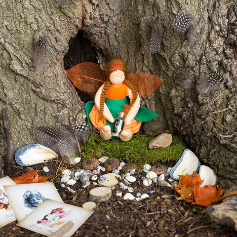 fairy house kit - lifestyle - chinaberry