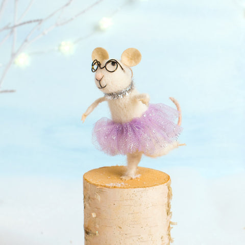Sugar Plum Mice - Glasses - Chinaberry