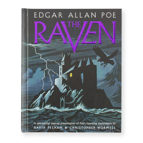 The Raven Pop Up