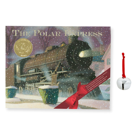 Polar Express Book & Bell