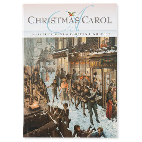 A Christmas Carol - Front - Chinaberry