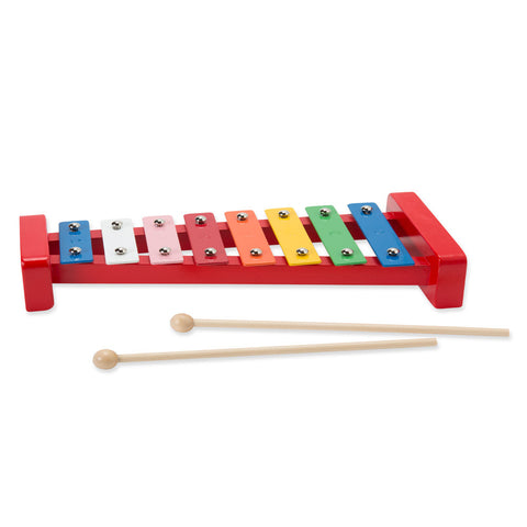 Wooden Xylophone - Chinaberry