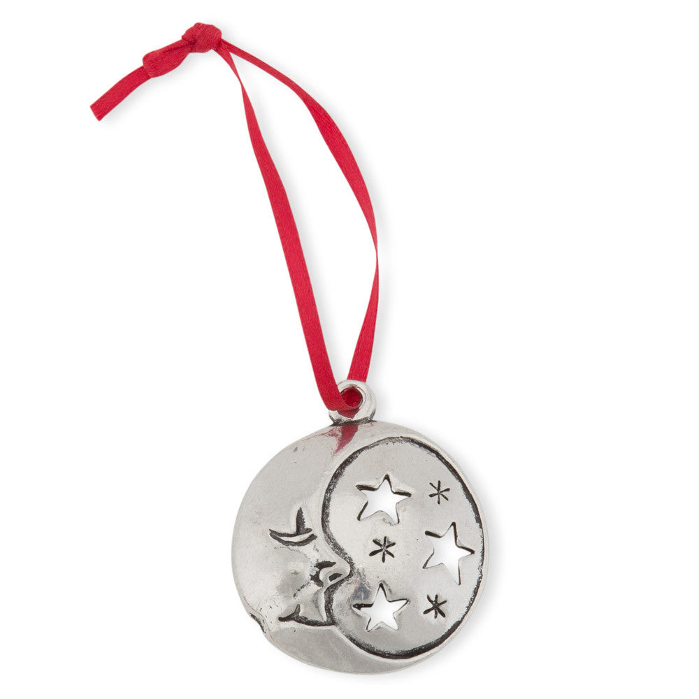 Christmas ornament catalogs -  Pewter Christmas Ornament Moon Chinaberry Catalog 2