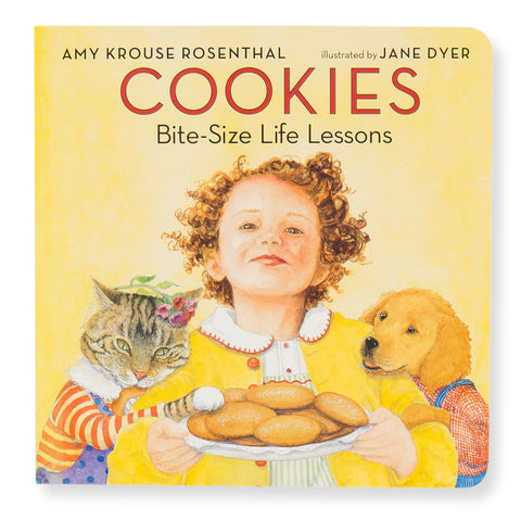 Cookies: Bite-Size Life Lessons - Front - Chinaberry