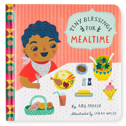 Tiny Blessings for Mealtime - Front - Chinaberry