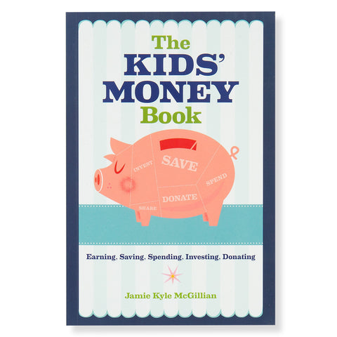 The Kid's Money Book - Front - Chinaberry