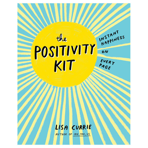 The Positivity Kit - Front - Chinaberry