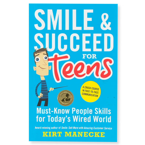 Smile & Succeed for Teens - Front - Chinaberry