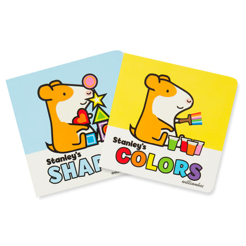 Stanley's Board Books Set of 2 - Chinaberry