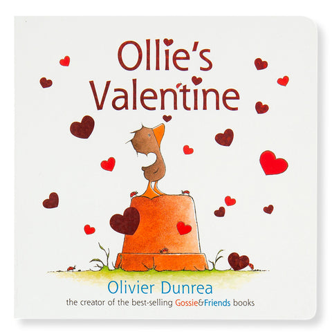 Ollie's Valentine - Front - Chinaberry