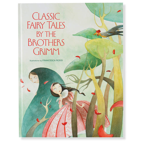 Classic Fairy Tales by the Brothers Grimm - Front - Chinaberry
