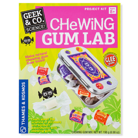 Chewing Gum Lab - Chinaberry