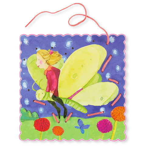 Fairy Lacing Cards - Chinaberry