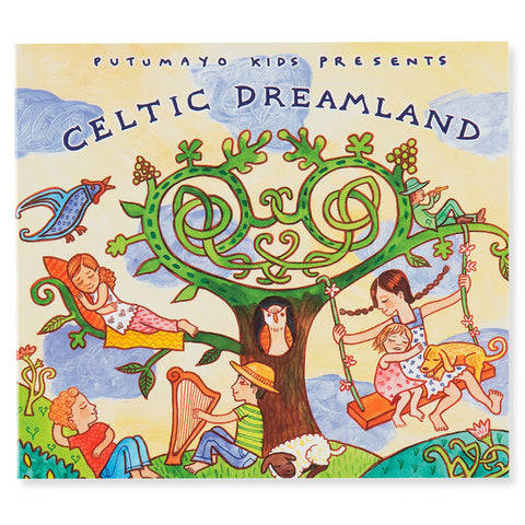 Celtic Dreamland - Chinaberry