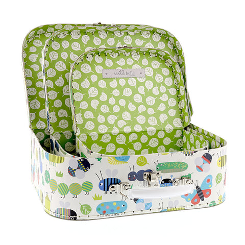 Just Buggy Suitcases- Set of 3