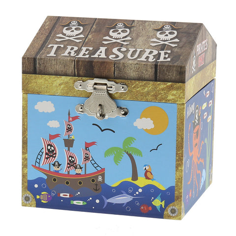 Treasure Chest- Closed- Chinaberry