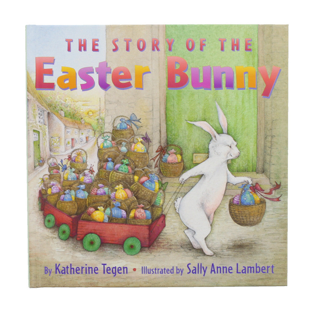 The story of the easter bunny chinaberry gifts to delight the the story of the easter bunny front chinaberry negle Choice Image