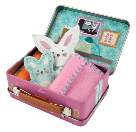 Travel Bunny Kit- Chinaberry